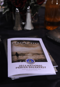 National Prayer Breakfast